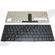 @161 Teclado Notebook Intelbras I300 6-80-e412p-330-1 Abnt2