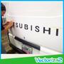 Calcomania Mitsubishi Panel Compuerta Alta Calidad L300