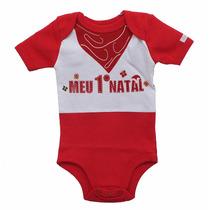Natal - Body Infantil Menina E Menino Zig Mundi Tamanho P G