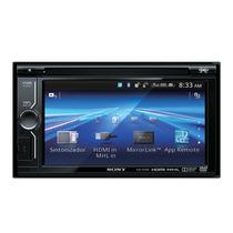 Sistema Multimedia Xplod Autos Xav-612bt Táctil 15.5cm Sony