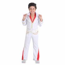 Fantasia Elvis Presley Infantil Completa A Pronta Entrega