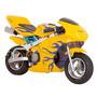 Mini Moto Speed Bk - R6s 49cc Mono Cilindro - Bull Motors