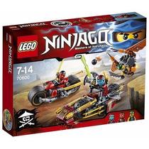 Lego Ninjago 70600 Ninja Bike Chase Original