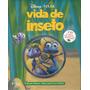 Disney Pixar Para Ler E Ouvir Vida De Inseto