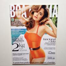 Revista Boa Forma Fernanda Vasconcellos Ano 2013 N°322