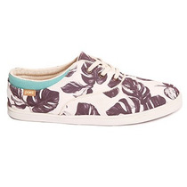 Zapatilla Paez Hojas - Sneaker Leaves Mujer