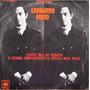 Leonardo Favio - Fuiste Mia Un Verano - Lp De Peru Año 1969