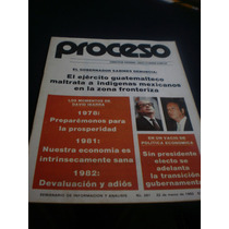 Proceso - El Ejército Guatemalteco... N° 281 Marzo 1982