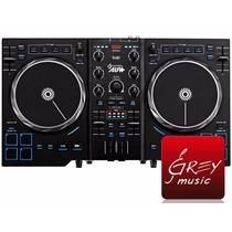 Consola Hercules Dj Control Air+ Plus Controlador Grey Music