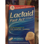 Lactaid Ultra Fast 60 Caps Contra Lactose