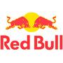 Adesivos Red Bull 47,5cm X 29,2cm Carro Parede