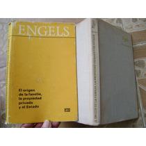 Origen De La Familia, Propiedad Privada Y El Estado. Engels