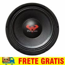 Alto Falante Woofer Trio Ultravox Ultra 650 W Rms 12 4 Ohms