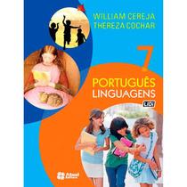 Livro: Português Linguagens - 7º Ano - 8ª Edição