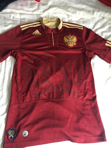 Camisa adidas Seleção Rússia 2009 P - R  230 1a27e22dfd00c