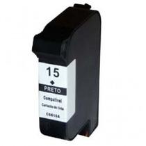 Cartucho Compatível Hp 15 6615 P/ Psc 500 Xi / 750 Xi / 950