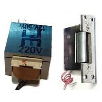 Kit Cerradura Electrica + Transformador
