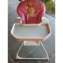 Cadeira De Bebe Moranguinho Rosa Hercules