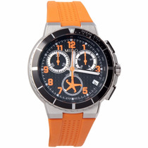 Reloj Mido M0026171705201 Naranja Ocean Star Envío Gratis