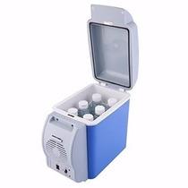 Mini Geladeira Veicular 12v 7,5l Esquenta/resfria