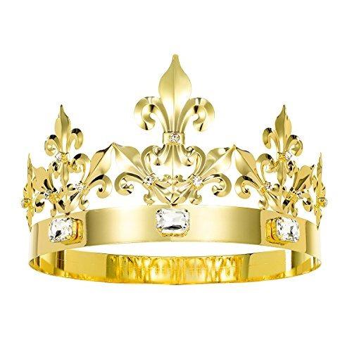 corona nupcial hecha en metal y aleación dczerong 165 900 en