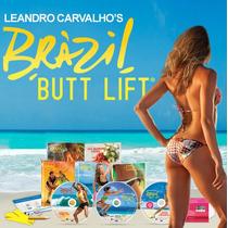 Programa De Ejercicio Brazil Butt Lift Zumba Aumenta Glúteos