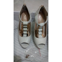 No Limpia De Closet Zapatos Aldo Nuevos Originales.