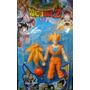 Muñeco De Dragon Ball Z Goku Ssj 3 - Articulado 13 Cm