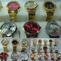 Kit Relógio Feminino Barato Lote C/10pcs Atacado E Revenda