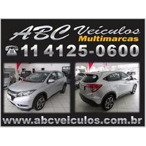 Honda Hr-v Ex Automatica 1.8 Flex - Zero Km - Pronta Entrega