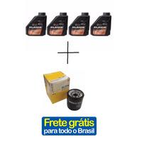 Kit Troca Oleo Gol G4 1.6 8v 15w40 Semisintetico