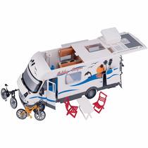 Camper Camioneta Vehiculo 1/18 Ideal Para Gi Joe Esc. 3.75