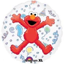 Globos Metalizados Elmo, Toy Story, Pocoyo, De 9 Pulg.