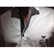 Camisas Gucci, Armani, Un Lujo, Nuevas Con Sus Etiquetas