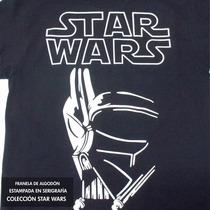 Franelas Star Wars First Order Darth Vader Franela Importada