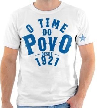 Camiseta Camisa Blusa Personalizada Estampa Cruzeiro - R  60 f45ef484a77f0
