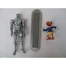 Silver Surfer (surfista Prateado) Com Howard The Duck