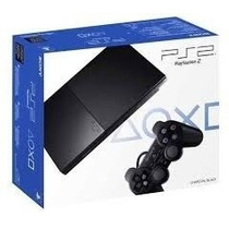Playstation 2 Ps2 Usado+ Caixa Nova+ Garantia+ Jogos+ Coplet