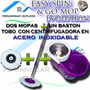 2 Coletos Giratorio Mopa Centrifugadora Spin And Go Easy Mop