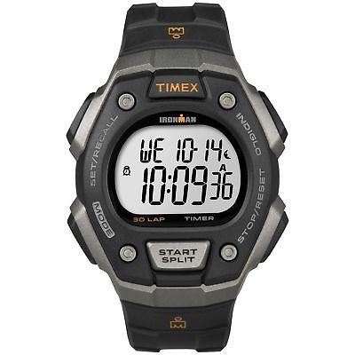 ed7160f3a020 Timex Reloj T5k821 Ironman Classic 30 Negro   Naranja... -   70.990 en  Mercado Libre
