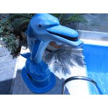 Cascata Para Piscinas Golfinho C 03
