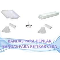 Bandas Para Depilacion Facial Sauna Salud