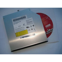 Gravador De Dvd E Cd Slim Lite-on Ds-8a4s P/ Notebooks Sata