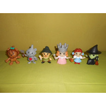 Figuras De Mago De Oz Coleccion Completa De Mcdonalds