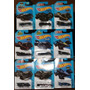 Hot Wheels Batman Batimovil Batmobile Set 9 Piezas Hw City