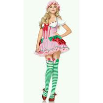 Disfraz Rosita Fresita Leg Avenue Ideal Para Halloween