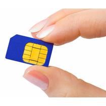 Simcard Tigo Prepago X 50 Unidades + Internet Envios Gratis