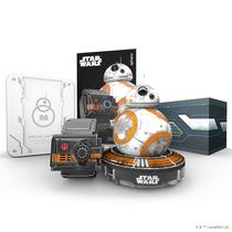 Robo Bb8 Star Wars Edição Especial + Force Band Pulseira