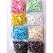 Terço De Pescoço Em Plastico Rosario Colorido Atacado 72 Pç