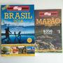 Guia Quatro Rodas Brasil Mapão Brasil 2014 Pedágios Turismo